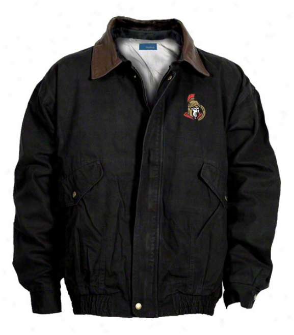 Ottawa Senators Jacket: Wicked Reebok Navigator Jacket