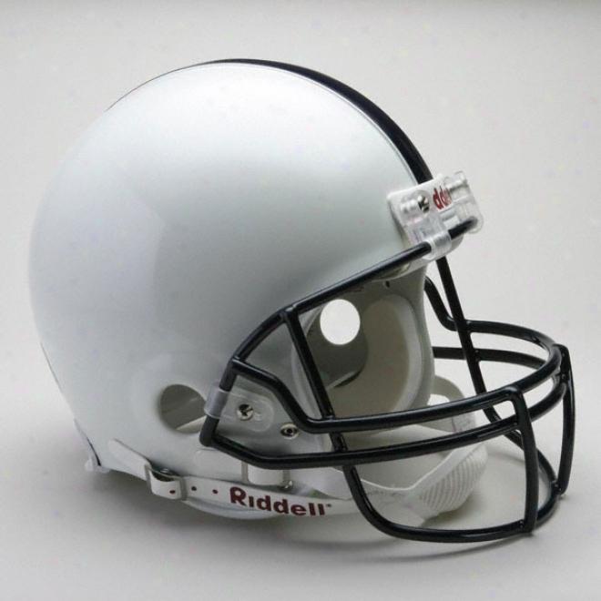 Penn State Nittany Lions Authentic Pro Line Riddell Full Size Helmet