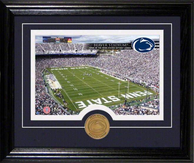 Penn StateN ittany Lions Beaver Stadium Desktop Photograph