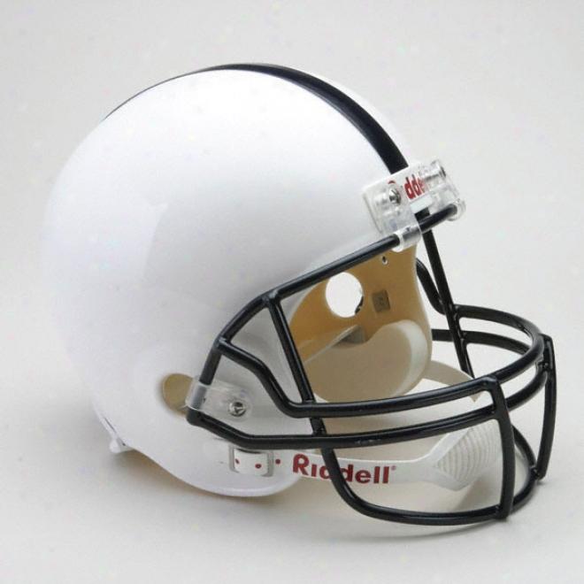 Penn State Nittany Lions Deluxe Replica Riddell Helmet
