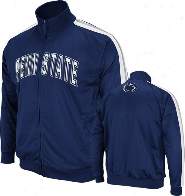 Penn State Nittany Lions Ships of war Pace Track Jacket