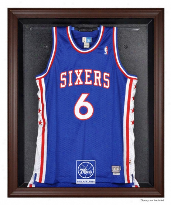 Philadelphia 76ers Jersey Display Cover