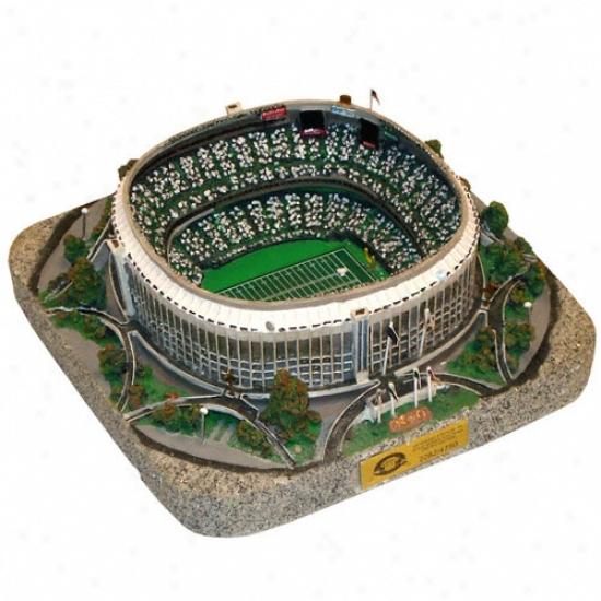 Philadelphia Eagles - Veterans Stadium Replica - Gold Series