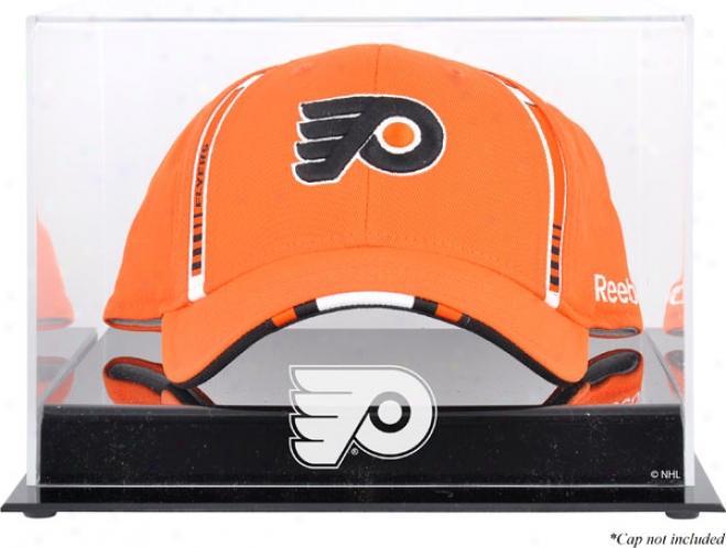 Philadelphia Flyers Acrylic Cap Logo Display Instance