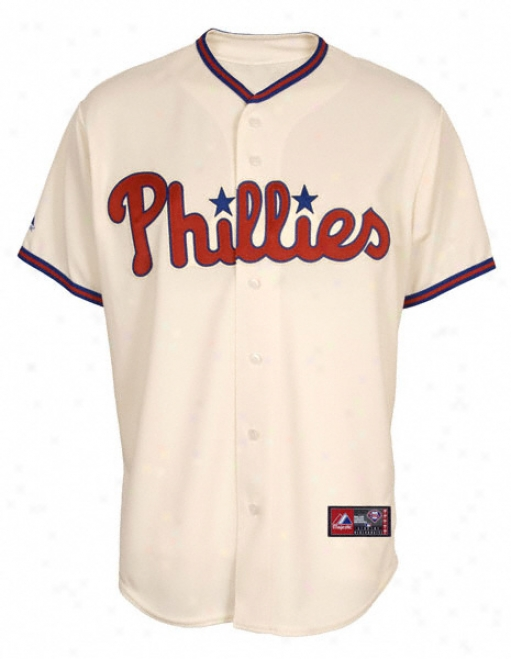 Philadelphia Phillies Alternate Mlb Replica Jersey
