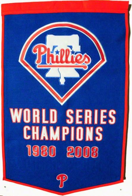Philadelphia Phillies Government Banner