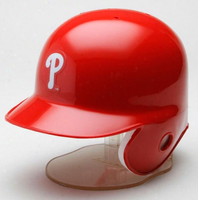 Philadelphia Philliies Riddell Mini Helmet