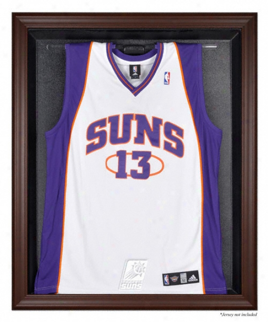 Phoenix Suns Jersey Display Case
