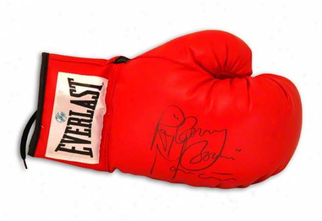 Ray &quotboom Boom&quot Mancini Autographed Boxing Glove