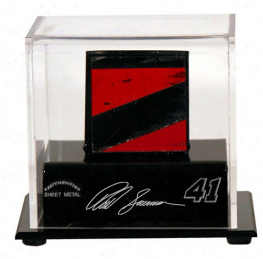 Reed Sorenson Small Display Case With Mill-~ Used Sheet Metal