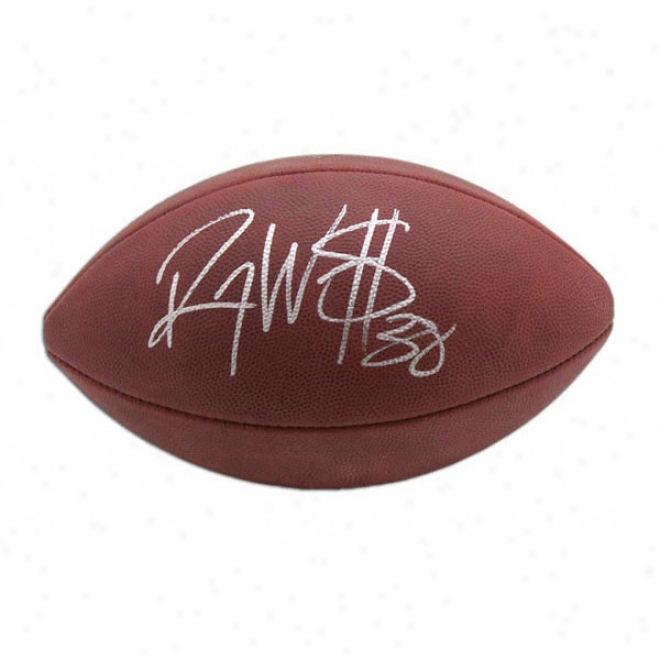 Roy Williams Autographed Duke Football