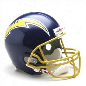 San Diego Chargers 1974-1987 Authentic Pro Line Riddell Throwback Full Size Helmet