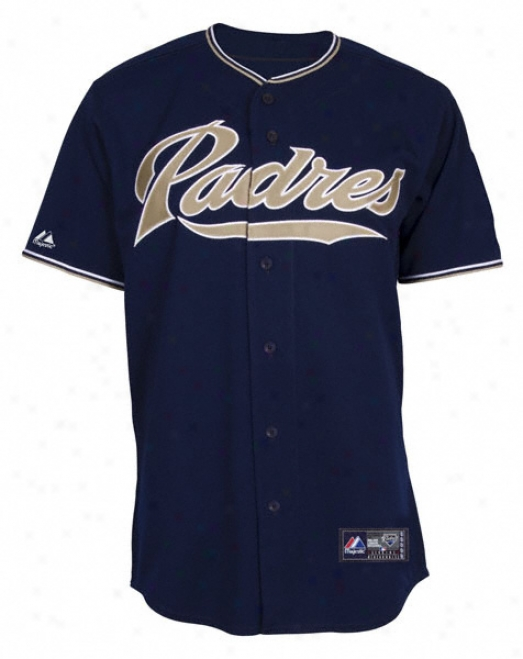San Diego Padres Alternate Mlb Replica Jersey 2010
