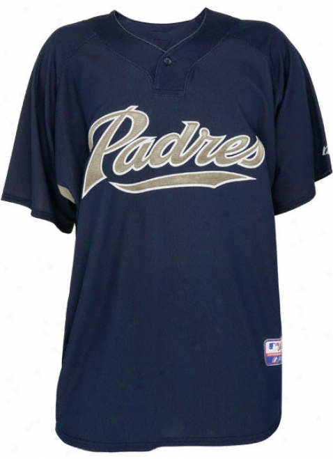 San Diego Padres Genuine Cool Base Bp Jersey
