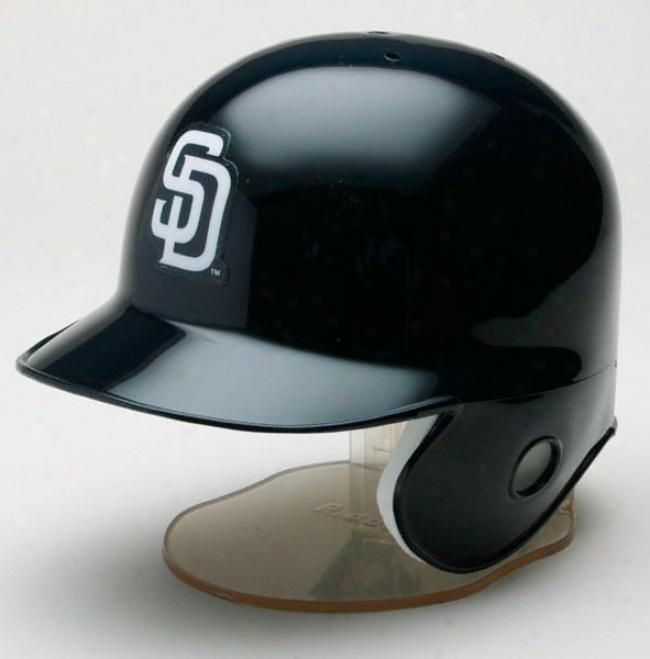 San Diego Padres Riddell Mini Helmet