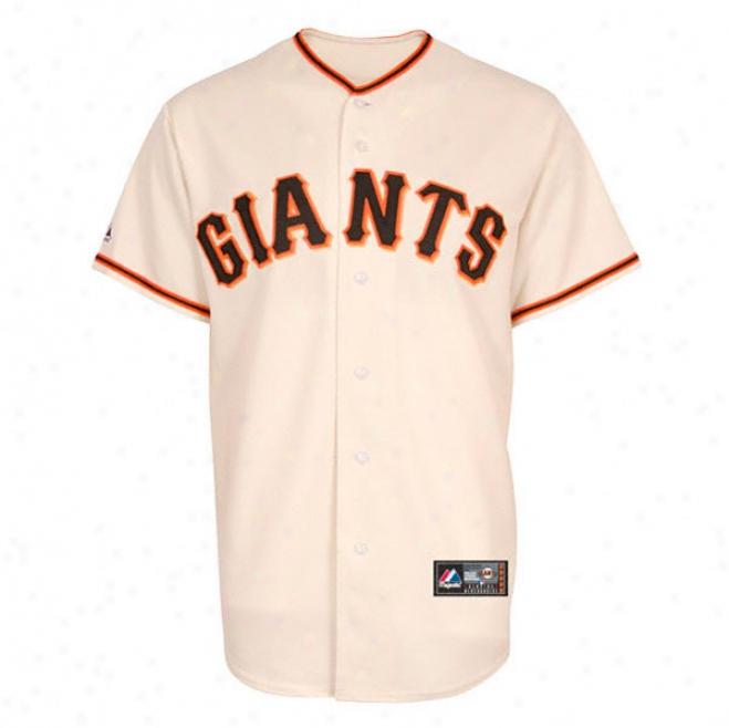 San Fracnisco Giants Home Mlb Replica Jersey