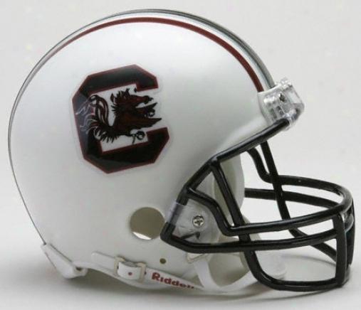 South Carolina Gameecocks Riddell Mini Helmet