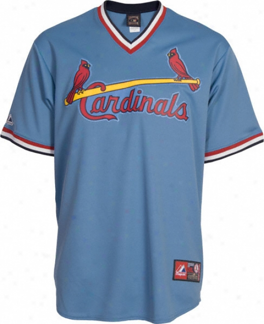 St. Louis Cardinals Cooperstown Replica Jersey