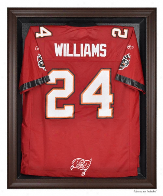 Tampa Bay Buccaneers Jersey Display Case