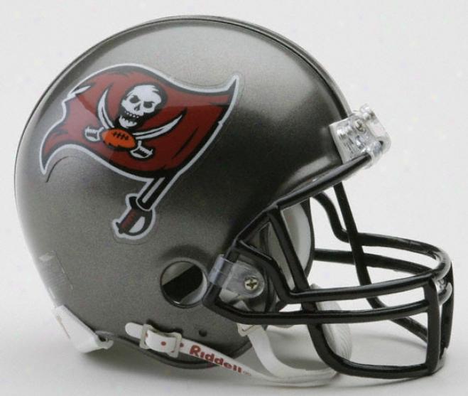 Tampa Bay Buccaneers Riddell Mini Helmet