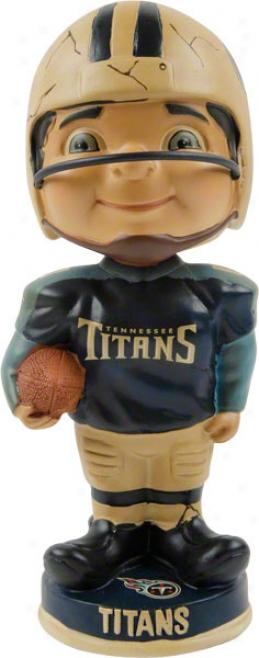 Tennessee Titans Retro Bobblehead