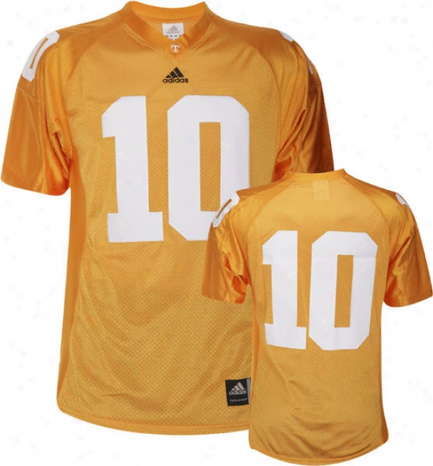 Tennessee Volunteers Authentic Football Jersey