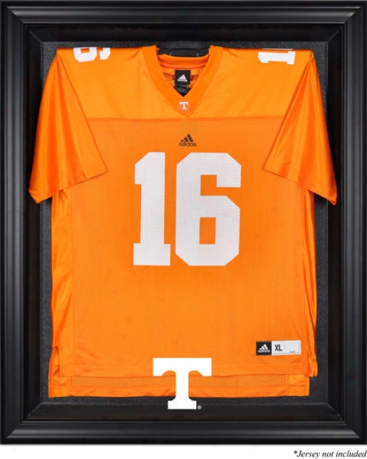 Tennessee Volunteers Framed Logo Jersey Display Case