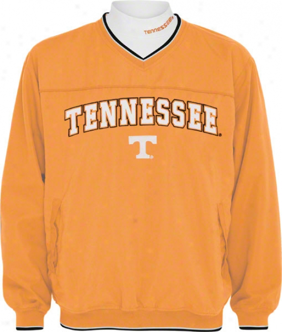 Tennessee Volunteers Windshirt/long Sleece Mockneck Combo Pack