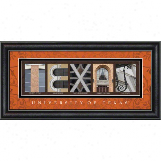 Texas Longhorns Literal meaning Art