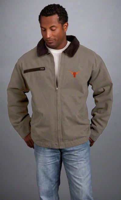 Texss Longhorns Tradesman Jacket