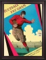 1933 South Carolina Vs. Clemson 36 X 48 Framed Canvas Hlstoric Foktball Print