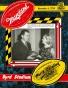 1954 Maeyland Vz. Nortj Carolina Commonwealth 22 X 30 Canvax Historic Football Ptint