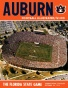 1974 Auburn Vs. Florida National 36 X 49 Canvas Historic Football Print