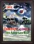 1978 Clemson Tigers Vs. Ohio State Buckeyes 36 X 48 Framed Canvas Historic Football Print