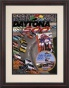 36th Annual 1994 Daytona 500 Framed 8.5  X 11 Program Print