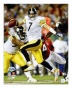 Ben Roethlisberger Pittsburgh Steelers - Super Bowl Xliii Running - Autographed 16x20 Photograph
