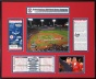 Boston Red Sox - Game 1 Opening Ceremony - 2004 World Series Ticket Frame