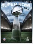 Canvas 22 X 30 Super Bowl Xlv Program Newspaper  Details: 2011, Packers Vs Steelers