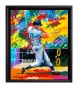 Chicago Cubs - &quotsanto&quot - Oversized - Framed Giclee