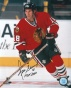 Denix Savard Chicago Blackhawks Autographwd 8x10 Photograph With Hof '00 Inscription