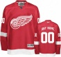 Detrooif Red Wings Red Premier Jersey: Customizabl Nyl Jersey