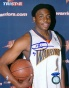 Ike Diogu Autographed Golden State Warriors 8x10 Photo