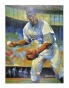 JackieR obinson Brooklyn Dodgers Unsigned 36x48 Giglee