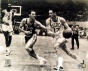 John Havlicek And Jerry West Autographed 16x20 Photo