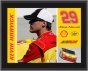 Kevin Harvick Plaque  Details: #29 Shell/penzoil Car, Rcr, Sublimared, 10x13, Nascar Plaque