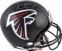 Matt Ryan Autographed Pro-line Helmet  Details: Atlanta Falcons, Authentic Riddell Helmet