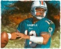 Miami Dolphins - &quotmarino&quot - Oversized - Unframed Giclee