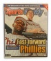 Ryn Howard Autographed Philadephiia Phillies Spotts Weekly 16x20 Photo