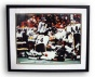 Walter Payton Autographed Chicago Bears Framed 17x20 Inscribed &quotsweetness&quot And &quo516726&quot