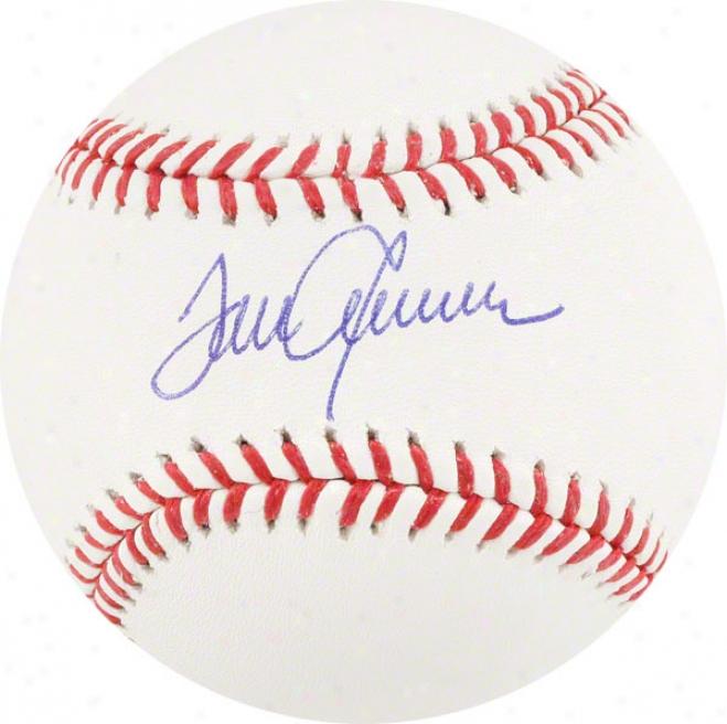 Tom Seaver New York Mets Au5ographed Baseball